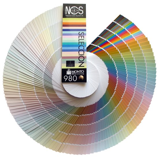 carta color ncs: